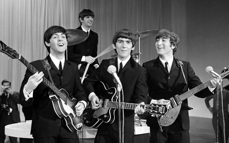 KMZN_Radio_The_Beatles_1964